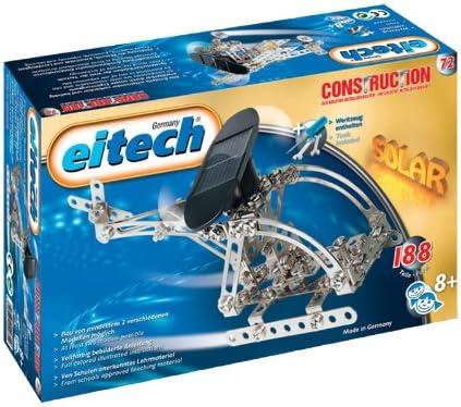 EITECH Starter Metallbaukasten Flugzeug// Helikopter