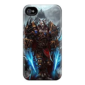 Hard Plastic Iphone 6 Cases Back Covers,hot World Of Warcraft Cases At Perfect Customized