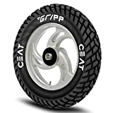 Ceat Gripp  90/100 - 10  53J Tube-Type Scooter Tyre, Rear (Home Delivery)  (Not Tubeless Tyre)