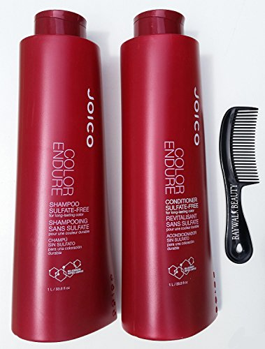 Joico Color Endure Shampoo & Conditioner Sulfate Free for sale  Delivered anywhere in USA