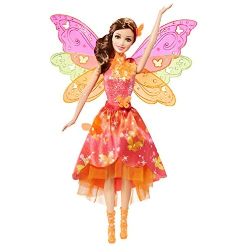 Barbie Blp26 - Poupée Mannequin - Fée Nori - La Porte Secrète