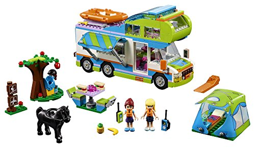 lego friends rv camper set - 1