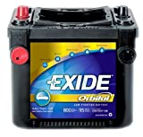 Exide Orbital ORB78DT-108 Sealed VRLA (AGM) Automotive Battery