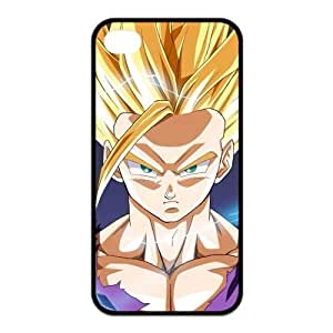 6 plus Case, iPhone 6 plus Case - Fashion Style New Dragon Ball Painted Pattern TPU Soft Cover Case for iPhone 6 plus(Black/white)