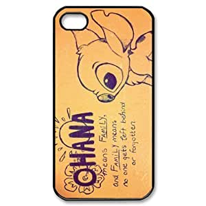 Flexible Durable TPU iphone 5 Case, Ohana Stitch Back Cover For Iphone 5s 5g