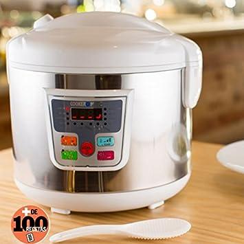 Robot de cocina inteligente Cookeromatic: Amazon.es: Hogar
