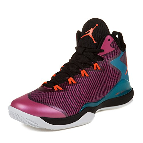 Nike Mens Jordan Super.Fly 3 Fusion Pink/Electric Orange ...