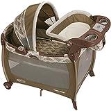 GRACO 葛莱 多功能儿童床 遮光便携儿童游戏床 移动尿布更换台 1843726