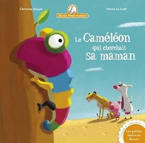 """Afficher """"Mamie Poule raconte n° 14 Le Caméléon qui cherchait sa maman"""""""