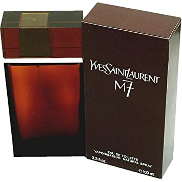 392d215bc13ef M7 By Yves Saint Laurent For Men. Eau De Toilette Spray 3.3 Oz.