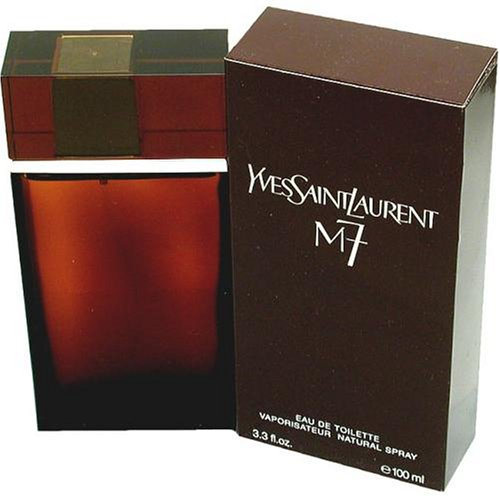 M7 By Yves Saint Laurent For Men. Eau De Toilette Spray 3.3 Oz. (Ysl Concentrate)