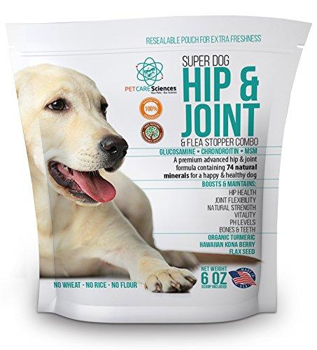 PET CARE Sciences Glucosamine Chondroitin product image