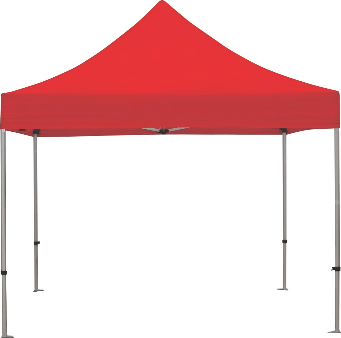 Exhibitor's Handbook TNT-3MX3M-CAN-RED Zoom Popup Tent Canopy Only, 10', Red by Exhibitor's Handbook