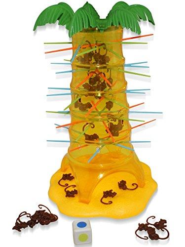 子供用猿ゲーム - 知育的論理的思考と戦略的プランニング3Dボードゲーム、家族で楽しめます。の商品画像