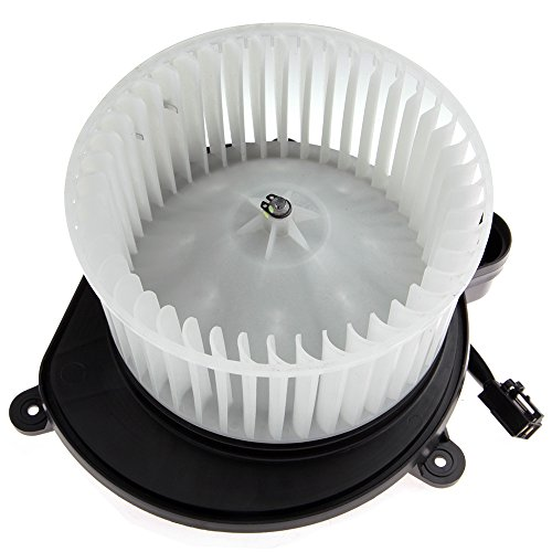 Front Fan Cage - HVAC plastic Heater Blower Motor w/Fan Cage ECCPP Front for 2006-2010 Jeep Commander /2006-2010 Jeep Grand Cherokee
