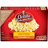 Cheap Orville Redenbacher's Butter Popcorn, Classic Bag, 3-Count (Pack of 12)