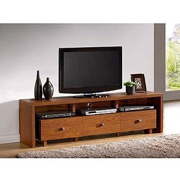 amazon.com: techni mobili palma tv stand with 3 drawers, for tvs ... - Mobili Tv Amazon