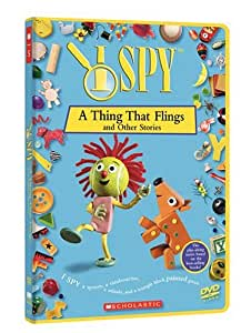 I Spy - A Thing That Flings and Other Stories