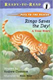 Ringo Saves the Day!, Andrew Clements, 0689829159