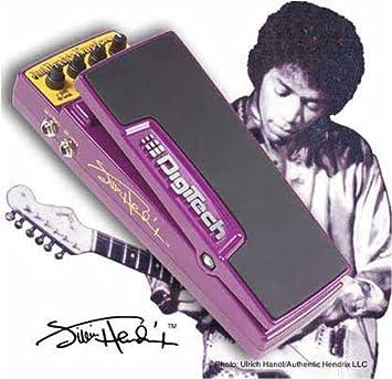 DigiTech Jimi Hendrix Experience Pedal: Amazon.es: Instrumentos musicales