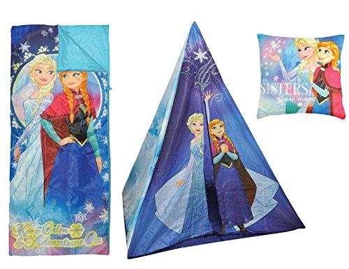 (Disney Frozen Play Tent Slumber Set)