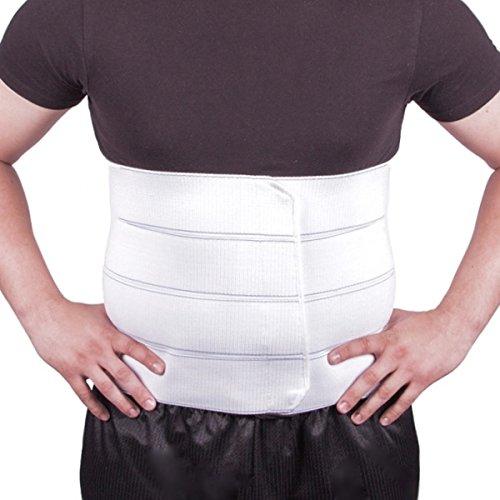 BraceAbility Plus Size Bariatric Abdominal Binder -Fits 46