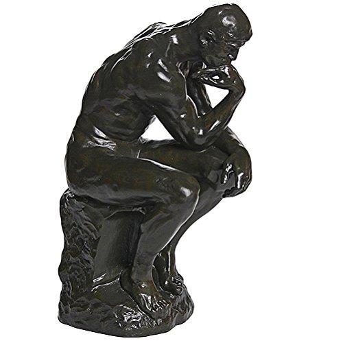 (Parastone Rodin The Thinker Man Thinking 14H RO16)