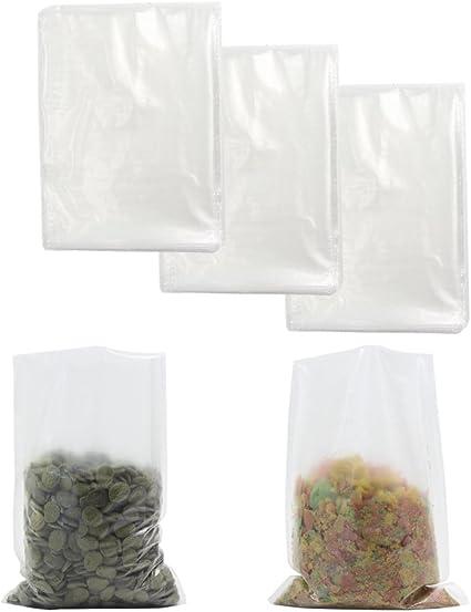 200 stücke Karpfenangeln PVA Mesh Tüte Wasserlösliche Köder Tasche Beutel
