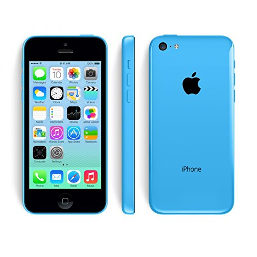 Apple iPhone 5C 8 GB Straight-Talk, Blue