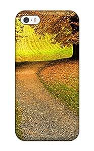 Awesome Design Autumn Earth Nature Autumn Hard Case Cover For Iphone 5/5s wangjiang maoyi