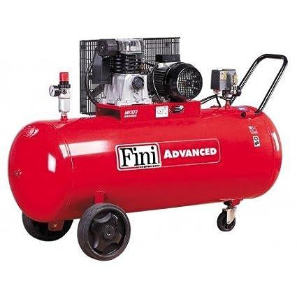 Compressore aria 200 lt Fini MK 103-200-3M