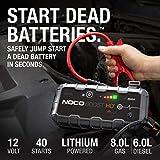 NOCO Boost HD GB70 2000 Amp 12-Volt UltraSafe