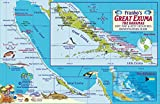 Great Exuma Bahamas Dive Map & Reef Creatures Guide Franko Maps Laminated Fish Card