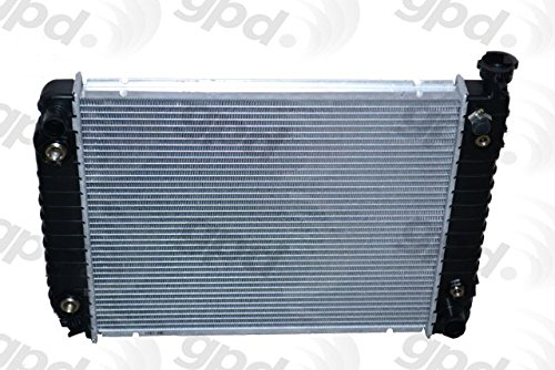 Global Products 677C Radiator:
