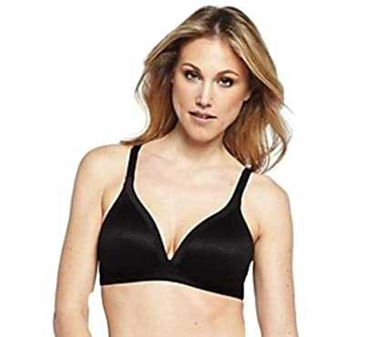 9edbbf97a92 Amazon.com  Playtex® Half-size Wire Free Bra SIZE 34NC  Clothing