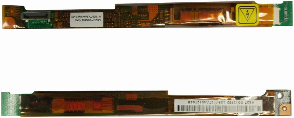 Todiys LCD Inverter K02I115.01 for Dell Vostro 1000 1400 1500 1700 1721 XPS M1210 M1530 M140 M170 XPS 9200 9300 9400 Series