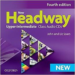 New Headway Upper-Intermediate : Class Audio CDs (4CD audio)