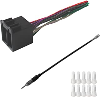 amazon com conpus new choke cable for honda gl1200 goldwing crashed honda goldwing asc audio car stereo radio wire harness and antenna adapter to install an aftermarket radio for