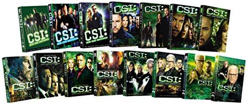 Csi  Crime Scene Investigation  Fifteen Season Pack
