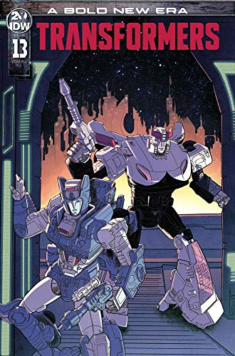 Amazon com: Transformers (2019-) #13 eBook: Brian Ruckley