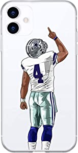 Bap Store Football Soft Silicone Case Designed for iPhone 11 (23)