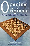 Opening Originals: Strong Sidelines For Club Cats-Daniel Lowinger