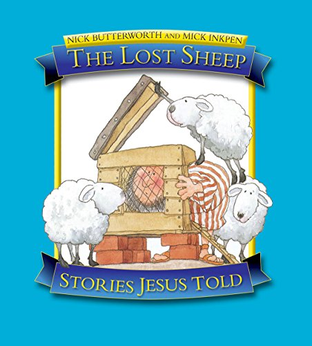 B.O.O.K Lost Sheep<br />W.O.R.D