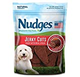 Nudges Steak Jerky Dog Treats