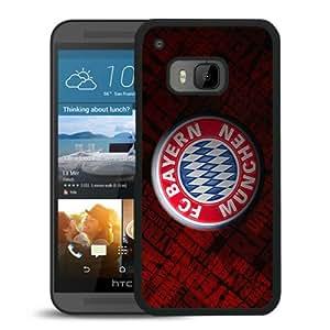 Hot Sale HTC ONE M9 Case ,Popular Unique Designed Case With Bayern Munich 4 Black For HTC ONE M9 Case High Quality Phone Case
