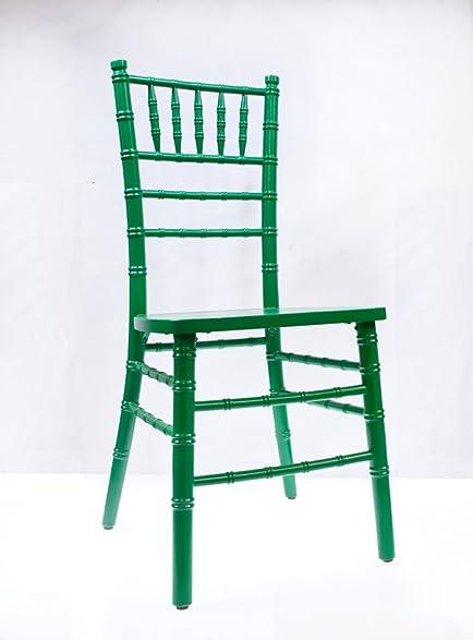 Kelly Green Chiavari Chair By VF