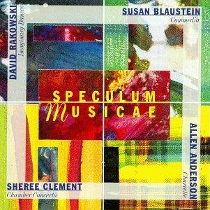Speculum Musicae - Susan Blaustein: Commedia for