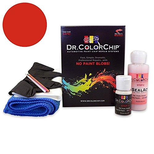 Torch Red Corvette - Dr. ColorChip Chevrolet Corvette Automobile Paint - Torch Red 70/WA9075 - Standard Kit