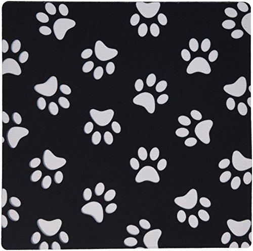 3dRose Pattern Pawprints Footprints mp_161522_1