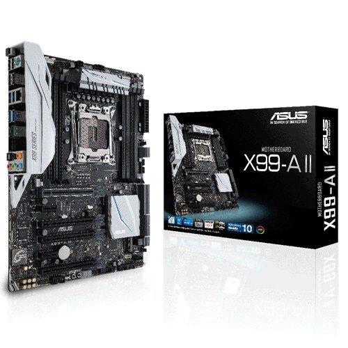 Asus X99-A II Carte Mère Intel Socket 2011-v3